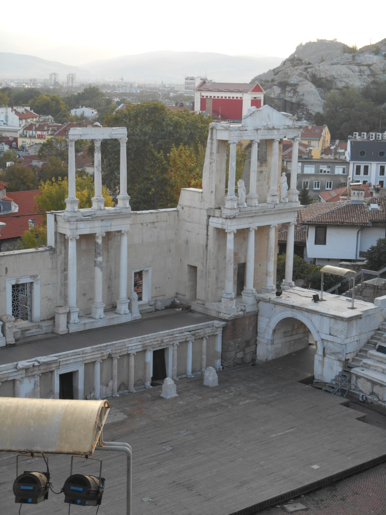 Antic Theatre Plovdiv - Bulharsko